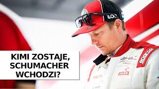 Schumacher pojedzie Alfą! Na razie w treningu. Hamilton vs FIA || Ósmy bieg #89