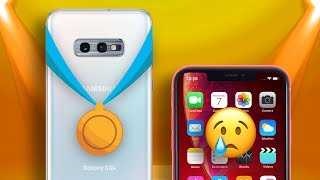 Apple iPhone XR vs Samsung Galaxy S10e