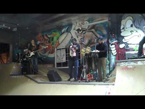 Solganix - Each One Teach One (Live at Street Science Skate Shop, Livermore)