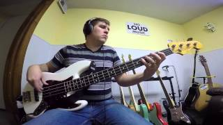 Mind Eraser, No Chaser - Them Crooked Vultures [Bass Cover]