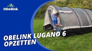 Obelink Lugano 6 Opzetten | Instructievideo I Obelink Vrijetijdsmarkt