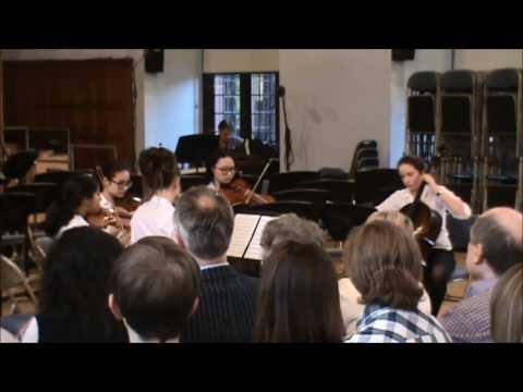 Rondeau (Abdelazer) - Girls' Division Sr String Quintet (May Serenade)