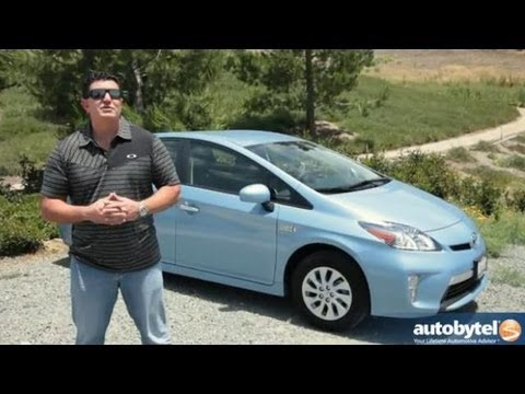 2013 Toyota Prius Plug-In Hybrid Video Review