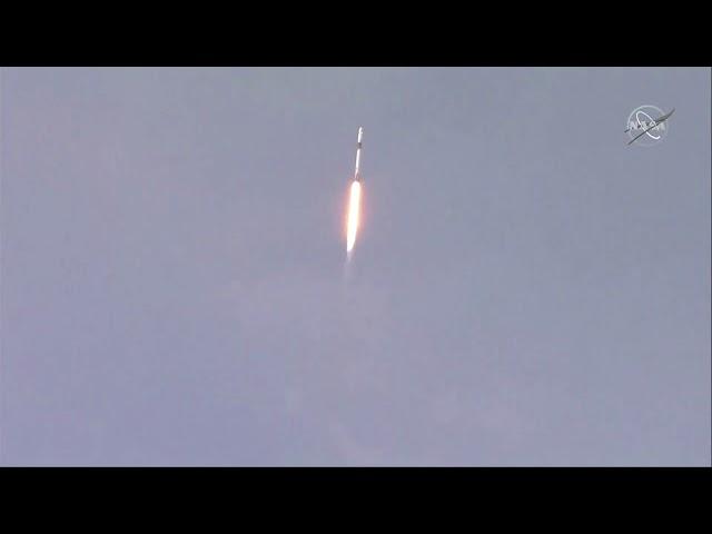 Los astronautas de la NASA hacen historia con el lanzamiento de SpaceX