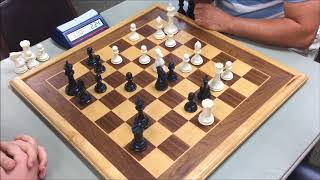 This Quiet Rook Move Seals The Game Between 2 Masters!