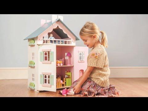 Le Toy Van Domek dla lalek 'la maison de Juliette' : montaż