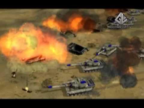 ОтжЫг на Gameland TV - Command & Conquer: Generals