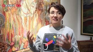 Уникальная выставка прикладного искусства «Туған жер мұрасы» открыта в Алматы