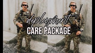 Vlog 10: Military Deployment Care Package Ideas + Tips I Loren Goldman