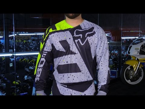 2017 Fox Racing 180 Nirv Motorcycle Gear Review