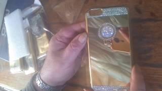 Чехол с камнями  для Iphone 6 от компании Интернет-магазин-Алигал-(Любой товар по доступной цене) - видео