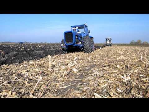 gyurusféreg a mezőgazdaság gépesítése