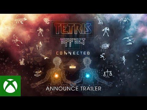 Trailer d'annonce pour Tetris Effect Connected  de Tetris Effect