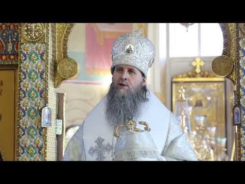 Слово митрополита Даниила в день прп. Серафима Вырицкого