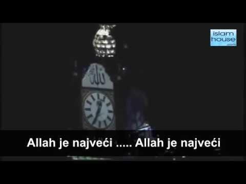Adhan na bosanskom jeziku 2