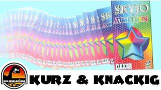 Skyjo Action Kurz & Knackig Rezension