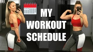 My Workout Schedule (How Many Times I Train My Glutes?)
