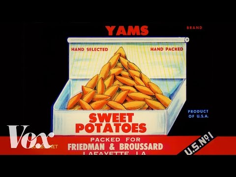 Sweet potatoes and yams: What's the difference?