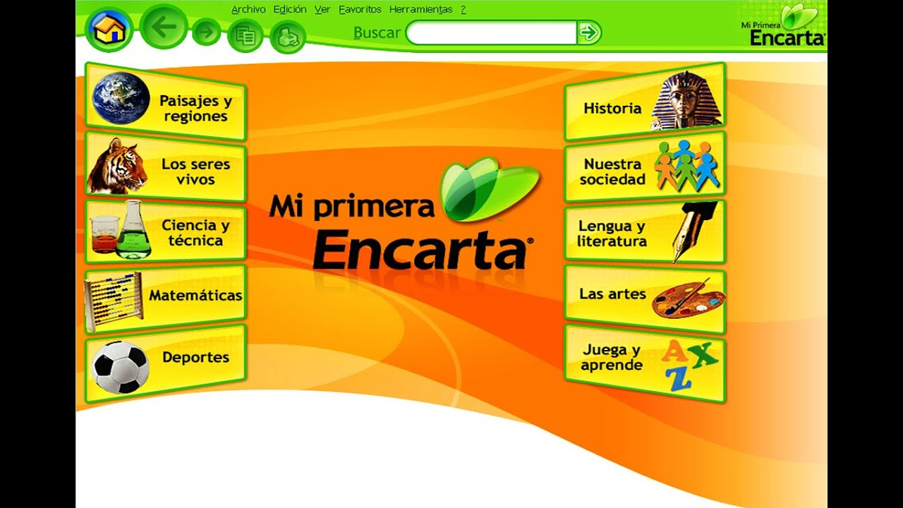 Descargar Microsoft Encarta 2009 (MEGA) 100% Full Crackeado