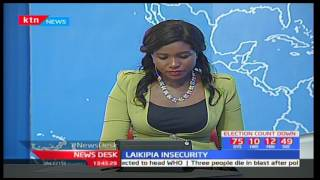 Laikipia residents are up in arms over heighten insecurity in Rubere-Laikipia West