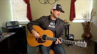 Aaron Shust — My Savior My God (Unplugged & Intimate)