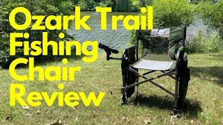 Ozark Trail Fishing Chair Review