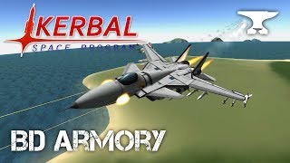 Fight a Subscriber #2 - Kerbal Space Program & BD Armory