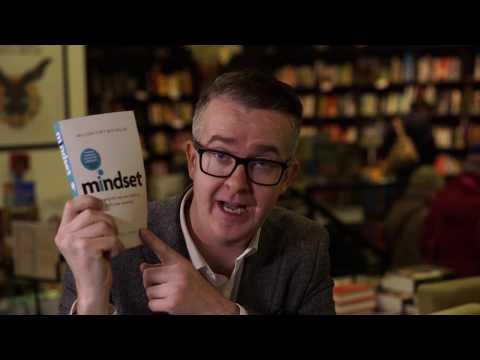 Belfast Book Review: Mindset by Carol Dweck