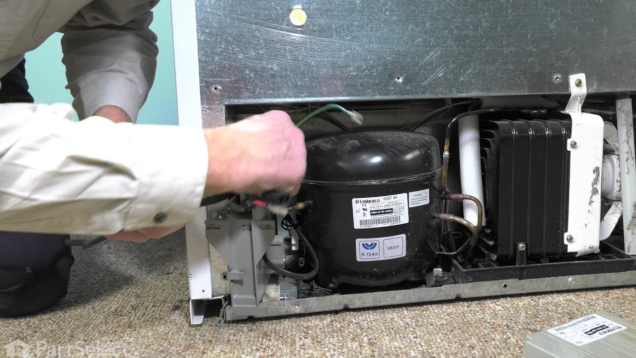 Replacing your KitchenAid Refrigerator Inverter Board