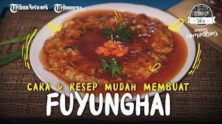 Resep Fuyunghai Asam Manis, Bisa Jadi Andalan Santap Berbuka dan Sahur