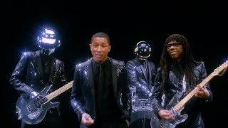 Daft Punk feat. Pharrell Williams - Get Lucky (Official Video)