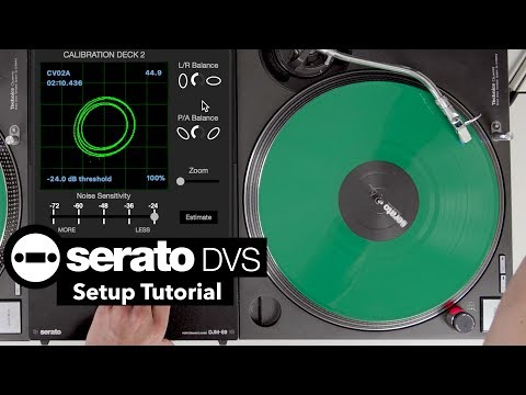 Serato DJ Pro – DVS Walkthrough & Setup Tutorial