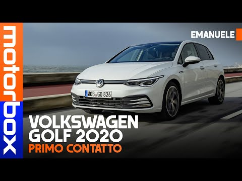 Volkswagen Golf 8 (2020) | Mai vista una Golf così sportiva! Le impressioni dopo la prova