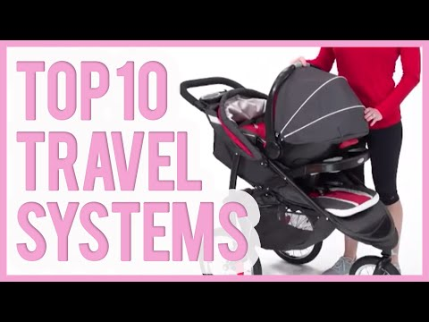 Best Travel System Strollers 2016 & 2017 – TOP 10 Car Seat Stroller Combo