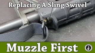 Tips & Tricks - Installing An AR15 Sling Swivel
