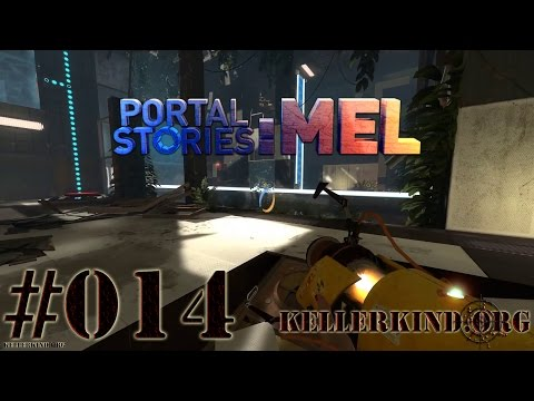 Portal Stories: Mel #14 – Um die Ecke denken ★ Let's Play Portal Stories: Mel [HD|60FPS]