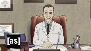 Murderface Confronts the Doctor | Metalocalypse | Adult Swim