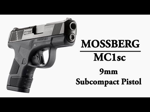 Mossberg Steps Back Into the Concealed Carry Market