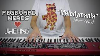 Pegboard Nerds - MelodyMania (Jonah Wei-Haas Piano Cover)