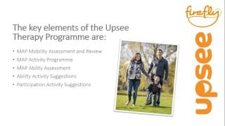 Upsee Therapy Webinar