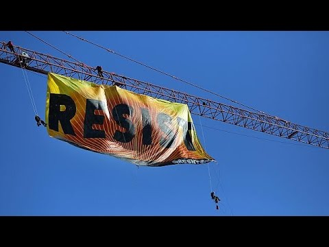 ΗΠΑ: Greenpeace κατά Τραμπ