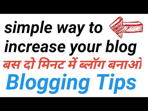 Blogger article editing| blogger tutorials for beginners| blogger se paise kaise kamaye| blog post