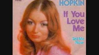 Mary Hopkin - If You Love Me (Hymne A L'Amour) (1976)