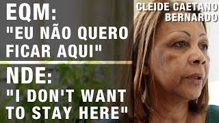 EQM   NDE – Não quero ficar   I don't wanna stay