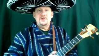 MUJ: Cinco de Mayo In Memphis - Jimmy Buffett (ukulele tutorial)