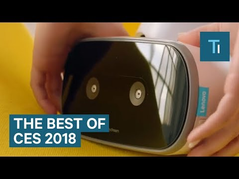 The Coolest Gadgets We Saw At CES 2018 (видео)