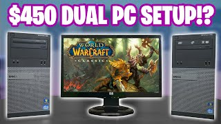 dual pc streaming setup guide - TH-Clip