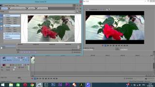 Sony Vegas как улучшить видео (резкость, насыщенность)