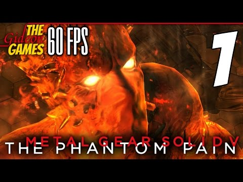 Прохождение Metal Gear Solid V: The Phantom Pain на Русском [PС 60fps] - #1 (Легенда жива)