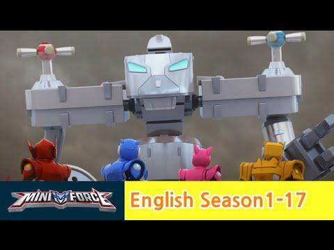 Video [English ver.dub ]MINIFORCE Season1 Ep 17: Cause of the Disease